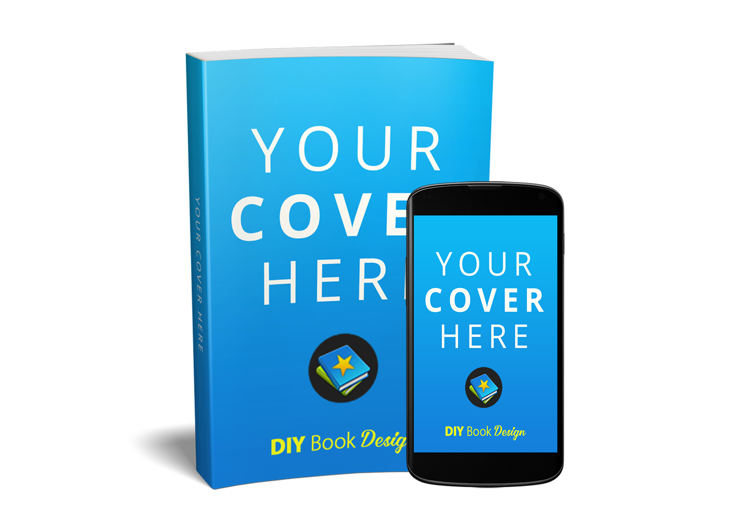 Pretty Book Cover Generator : The d book cover creator you ll love to use